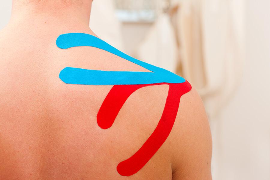 KINESIOTAPING-imagen clínica rehabilitación - navarra - pamplona - accidentes de tráfico